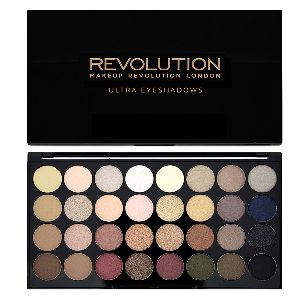 Makeup Revolution Shimmers And Matte Nudes-opt