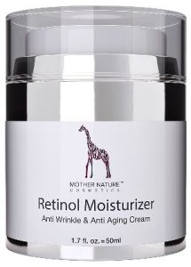 Retinol Crème - Mother Nature - Anti-Aging-opt