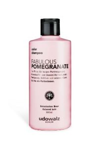 Udo Walz Hairfood Color Shampoo-