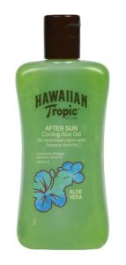 Hawaiian Tropic After Sun Cooling Aloe Vera Gel- 200 ml-opt