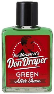 Don Draper Green Aftershave- 100ml-opt